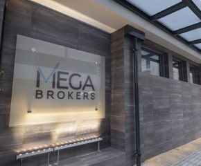 Renovation of Mega Brokers SA office premises in Koukaki, Athens
