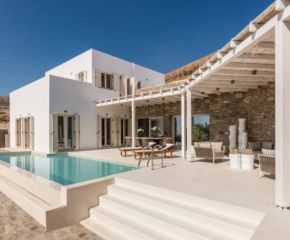 Construction Project Management at Mykonos