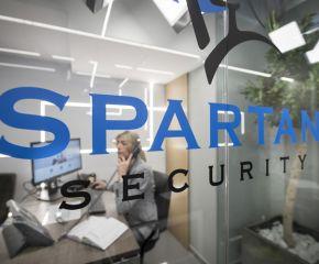 Mελέτη και Ανακαίνιση Γραφείων της SPARTAΝ SECURITY