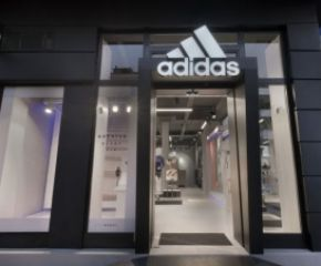 Renovation of the ADIDAS HELLAS in Kallithea District